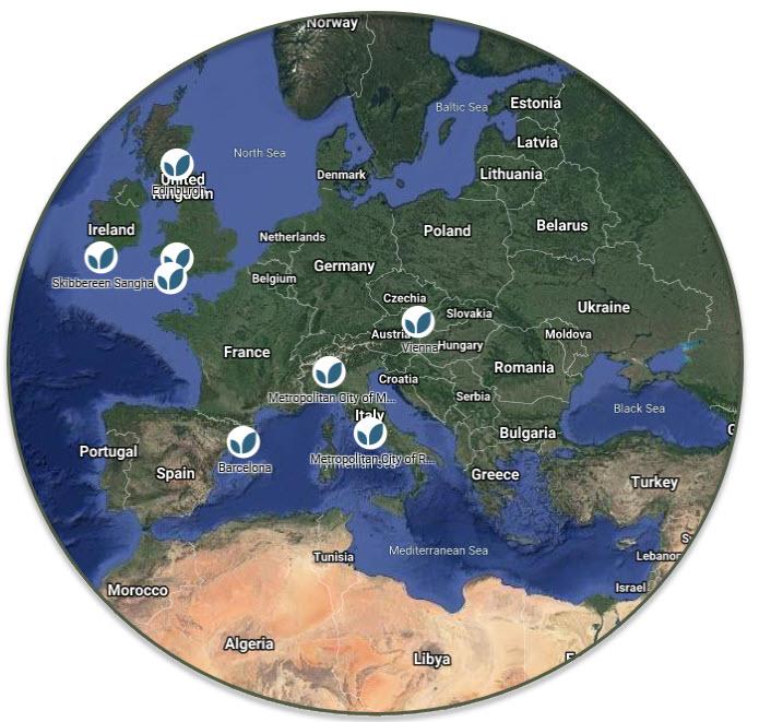 map round